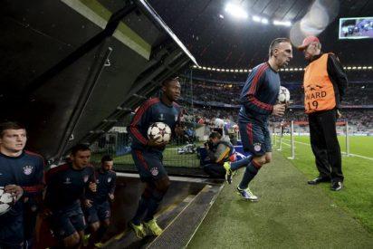 El Bayern implicado en un caso de dopaje