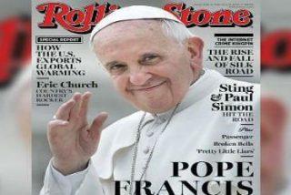 La portada envenenada de 'Rolling Stone' al Papa Francisco
