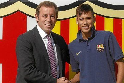 Rosell mintió y pagó por Neymar 95 millones de euros, según El Mundo