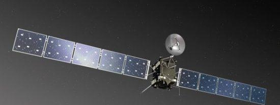 La sonda Rosetta alerta a la Tierra de que se ha despertado en un mundo desconocido