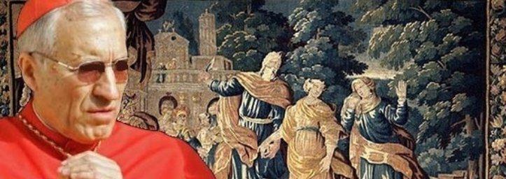 """Francisco tendrá que dirimir la """"guerra de los tapices"""" de Santa Rita"""