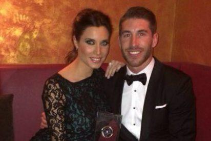 Sergio Ramos agradece a Pilar Rubio su mensaje