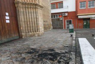 Intentan quemar la Iglesia de Santa Marina de Sevilla
