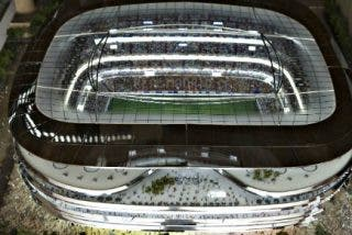 Coca-Cola ofrece 80 millones para 'rebautizar' con su nombre el estadio Santiago Bernabéu