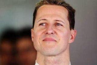 Schumacher podría haber grabado su propio accidente