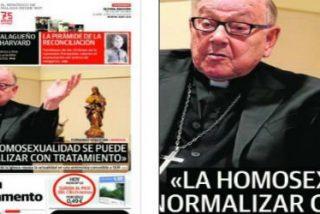 El nuevo cardenal español dice que la homosexualidad es