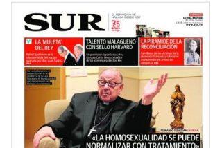 El obispo de Málaga justifica a Sebastián