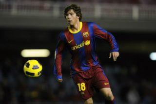 Wenger espía a dos jugadores del Barcelona