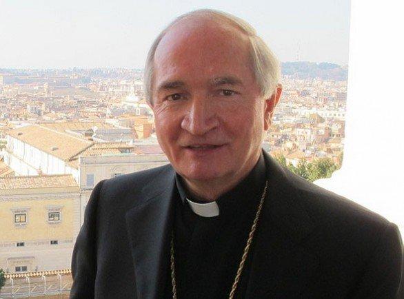 """El Vaticano dice en Ginebra que """"no hay solución militar para la crisis siria"""""""