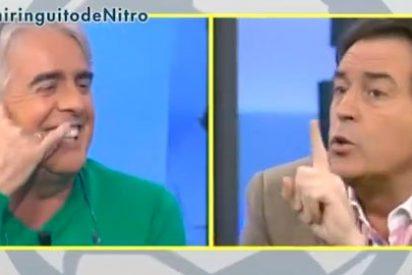 Siro López se mofa de Pipi Estrada por pifiarla a lo grande con Xabi Alonso