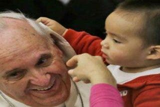 """Francisco: """"El amor de Dios no es el amor de las telenovelas"""""""