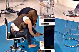 Mariló Montero enseña su tanga a millones de espectadores en directo y en TVE