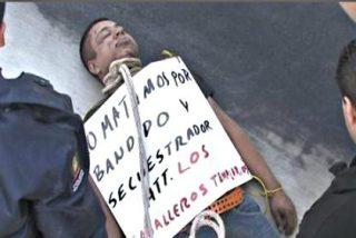 """Autodefensas de México: """"Tuvimos que armarnos porque nadie nos protege del narco"""""""