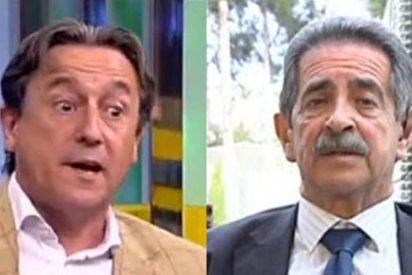 """Tertsch se ensaña con Revilla tras su entrevista en Onda Cero: """"El jeta explicando el mundo consigue que todo se ponga perdido de baba"""""""