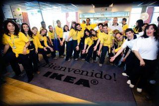 Ikea recibe 100.000 solicitudes para 400 puestos vacantes en su tienda de Valencia