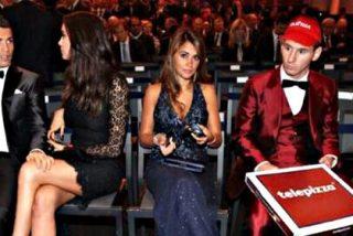 Gala del Balón de Oro: ¿Es un 'telepizzero'? ¿Un 'teletubbie'? No... ¡Es Lionel Messi!