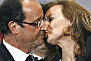 Los secretos de cama con los que Válerie Trierweiler negocia con François Hollande