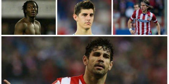 Mourinho propone un doble trueque al Atlético