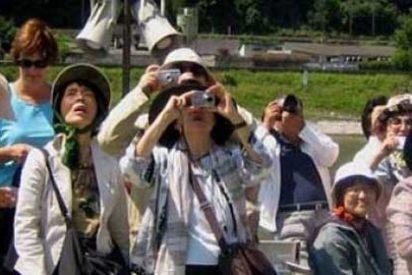 España recibió más turistas que China durante el pasado año...cinco millones, que se dice pronto