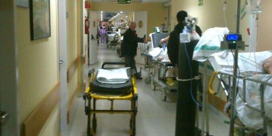 El Sescam se agarra a la gripe para justificar el colapso en las urgencias de Toledo