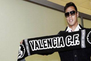 Vargas ya está en Valencia