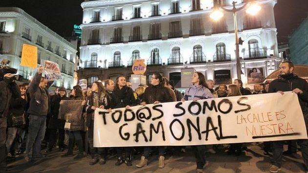 Dos visiones en la prensa, diametralmente opuestas, sobre los violentos incidentes de Gamonal