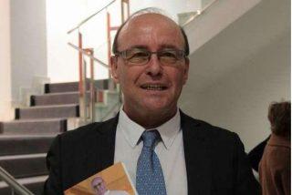 Conferencia de José M. Vidal en el Ateneo Riojano