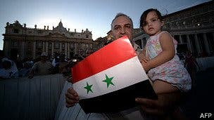 Encuentro por la paz en Siria en el Vaticano