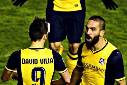El Atlético de Madrid le mete un 2-4 al Rayo Vallecano y se pone líder 'temporal'