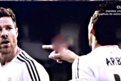 """Todos los detalles de la bronca entre Arbeloa y Xabi Alonso: """"Tú, calladito, gilipollas"""""""