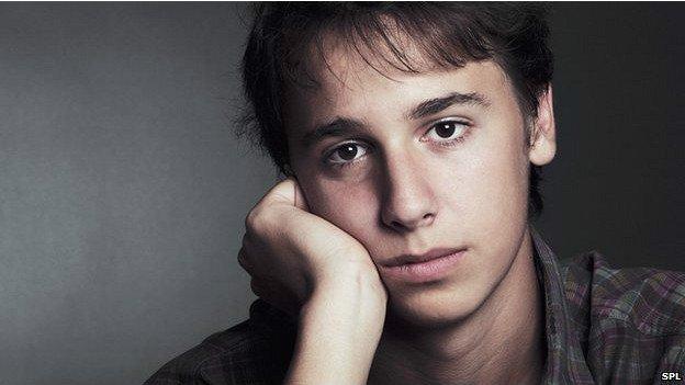 Una prueba científica infalible para predecir la depresión clínica en los jóvenes