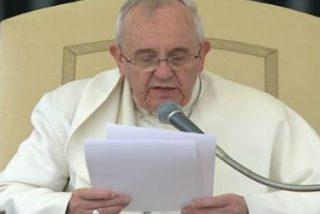 """Papa: """"Tener vergüenza es bueno. El que no tiene vergüenza es un sinvergüenza. La vergüenza nos hace humildes"""""""