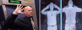 ¿Usan los rayos X de los aeropuertos de EEUU para chotearse de los penes del pasaje?