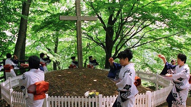 ¿Está la tumba de un 'huido' Jesús en un remoto pueblo de Japón como si tal cosa?