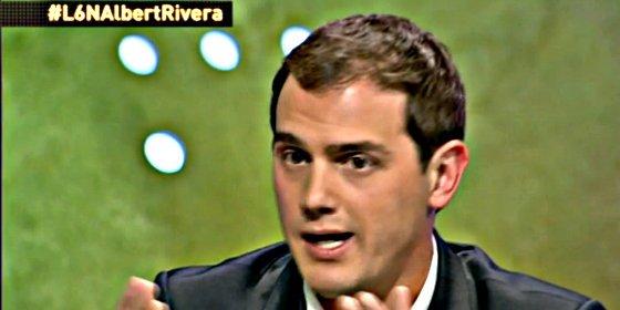 """Albert Rivera: """"No sé si me presentaré a presidente del Gobierno"""""""