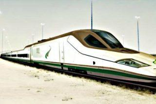 El AVE a La Meca se enfrenta a su peor enemigo: la arena del desierto