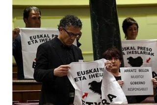 Público clama al cielo contra TVE por no darle más cancha a los proetarras de Amaiur