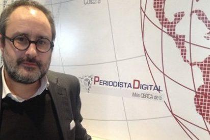 """Antonio Baños: """"Un independentista catalán cabal debe cabrearse con la propia Generalitat y las oligarquías catalanas que le han robado"""""""