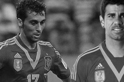 Pipi filtra el mote de Arbeloa en el vestuario del Atlético