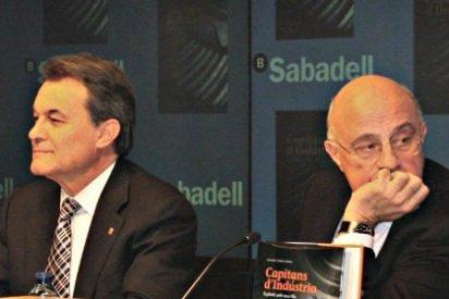 El presidente de Banco Sabadell también se desmarca del proceso independentista de Artur Mas