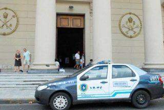 Violento robo armado a la Catedral de Buenos Aires