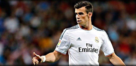 Gareth Bale es el jugador del Real Madrid que más asistencias da en la Liga