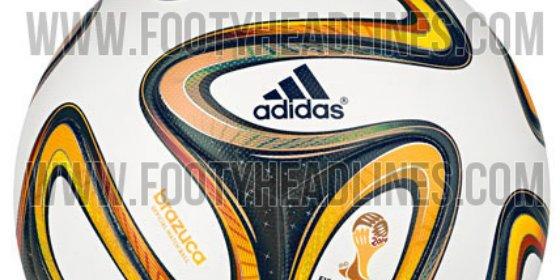 Así será el balón de la final del Mundial