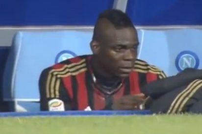 Quiere juntar a Özil... ¡con Balotelli!