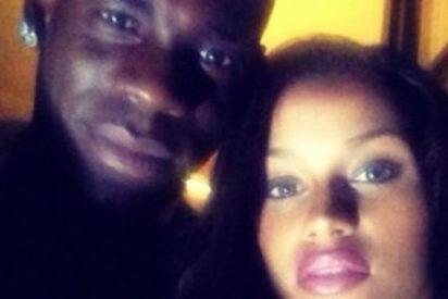 Balotelli desmiente que ha roto con su novia en Instagram