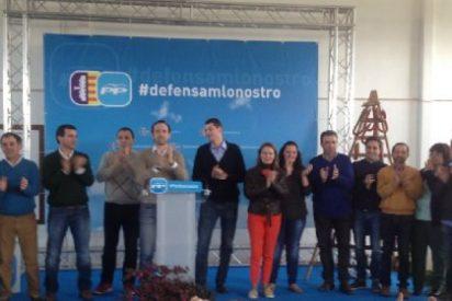 """Bauzá dice en las 'matanzas del PP' que defienden """"lo nostro"""", y que cumplen"""