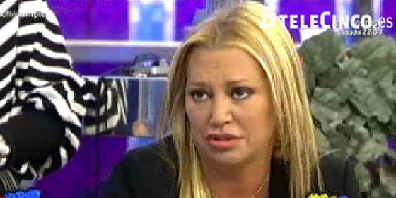 """La entrevista más descarnada de Belén Esteban: """"Me siento estafada por Rosa Benito"""""""