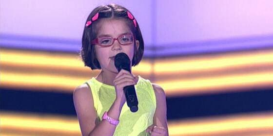 'La Voz Kids' se supera en su segunda semana con una gala espectacular y una gran favorita