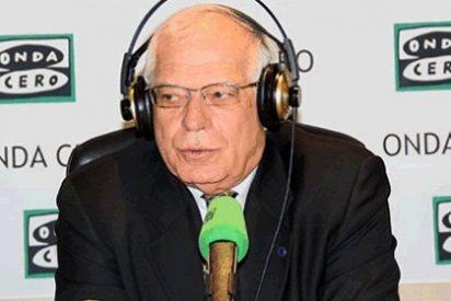 """Josep Borrell: """"Si no votan tres millones de personas, las primarias serán un fracaso"""""""
