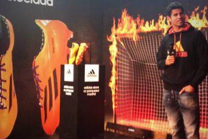 Así son las nuevas botas de Diego Costa